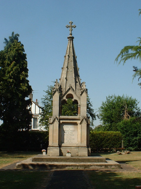 War Memorial, Pinchbeck, Lincs