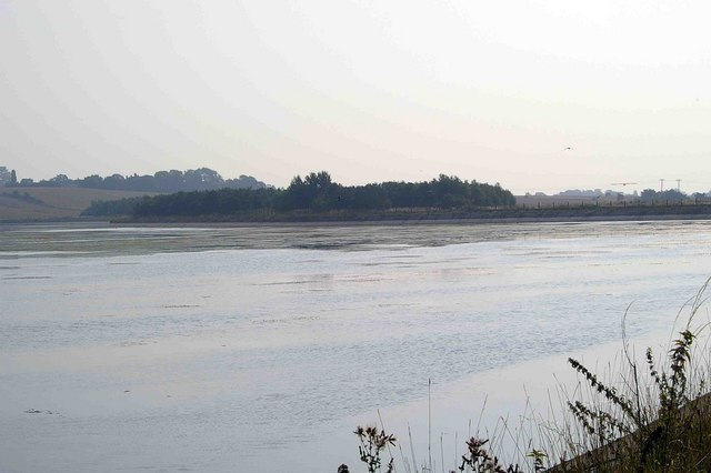 Abberton Reservoir (Eastern End)