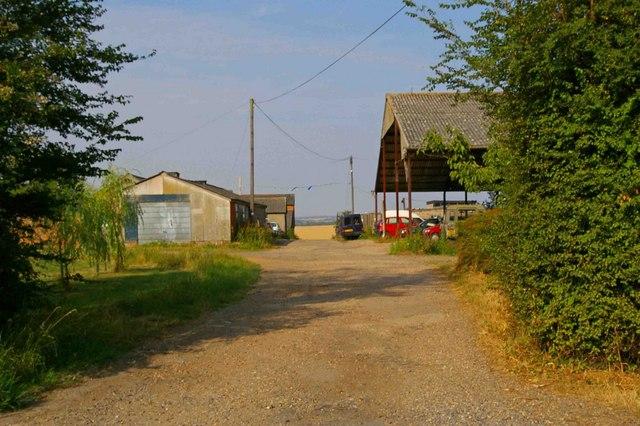 Peldon Lodge Farm