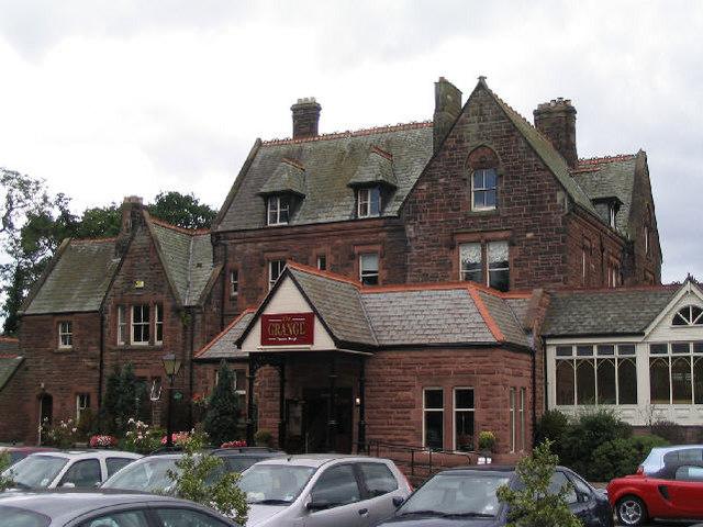 The Grange, Thornton Hough