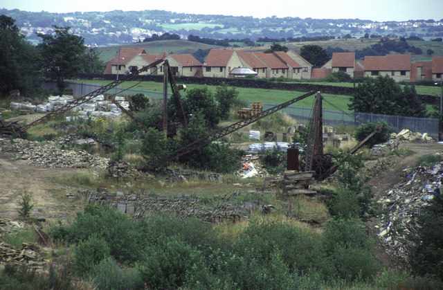 Fagley Quarries