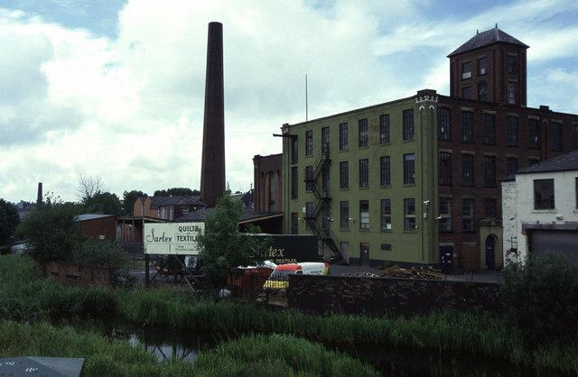 Norwich Street Mills