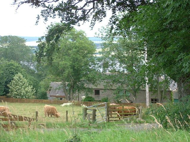 Mount Gerald farm