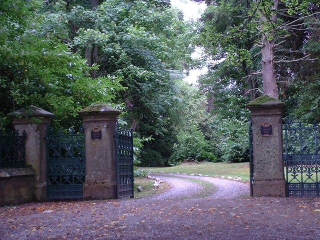 Lemlair Farm entrance