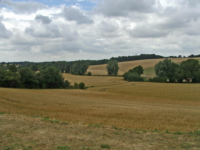 Farmland near Kettle Green