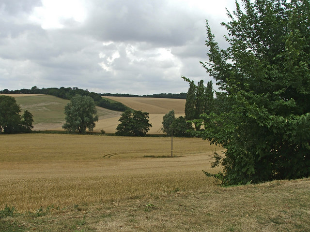 Farmland near Kettle Green