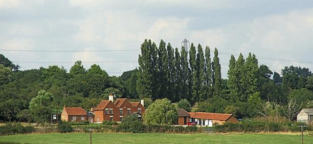 Skinners Farm near Theydon Mount