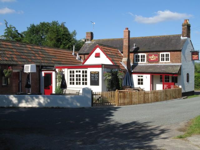 The New Inn, Coate