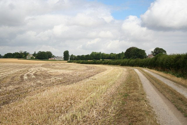 View towards Ranby