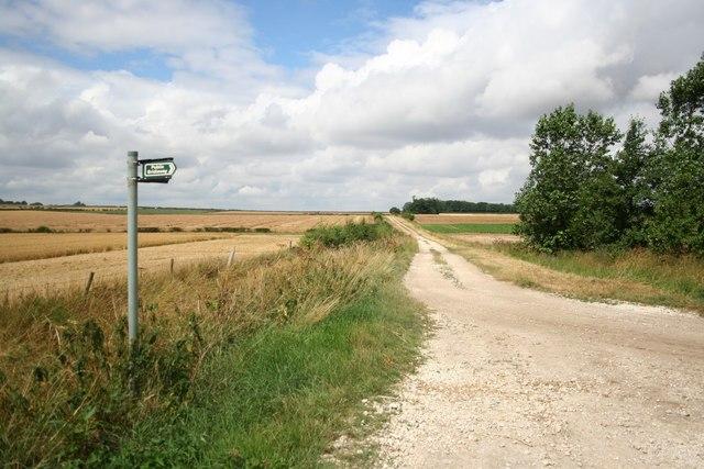 Roman Road west