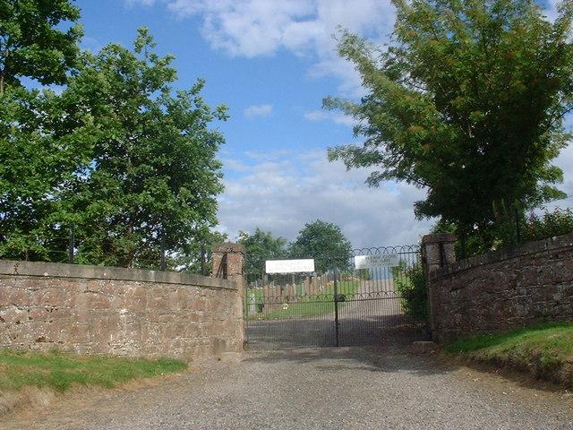 Urquhart new burial ground