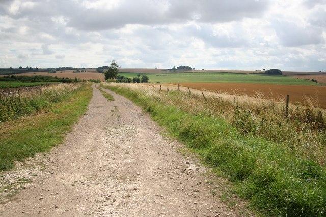 Roman Road east