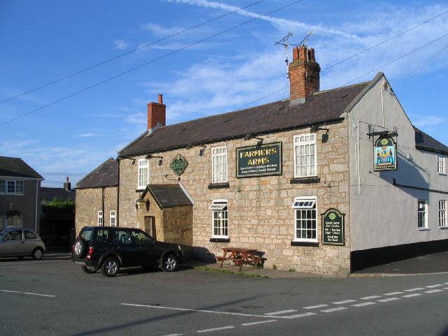 The Farmer's Arms, Treuddyn