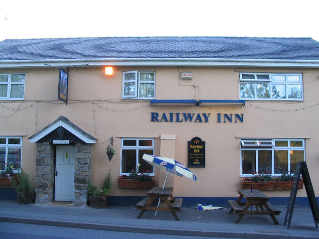 The Railway Inn, Coed-talon