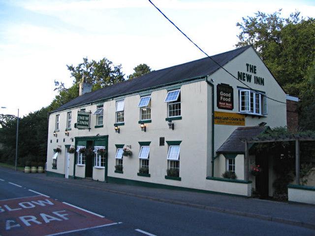 The New Inn, Pontblyddyn