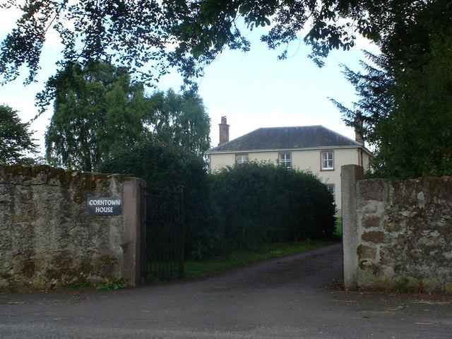 Corntown House