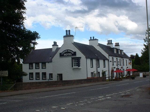 Conon-Bridge Hotel