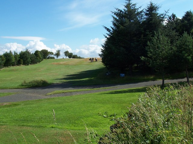 Old Ranfurly Golf Course