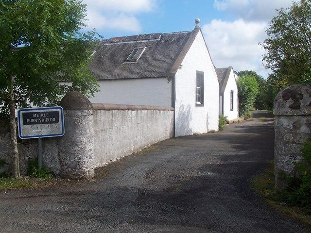 Meikle Burntshields Farm.