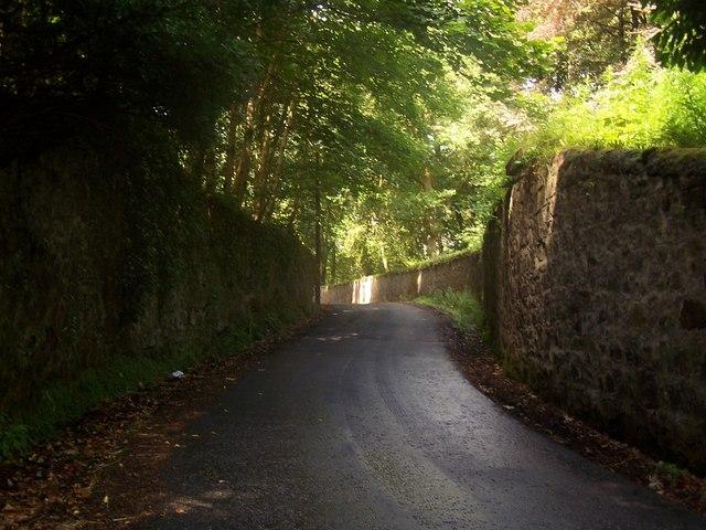 Kilbarchan, Burntshields Road