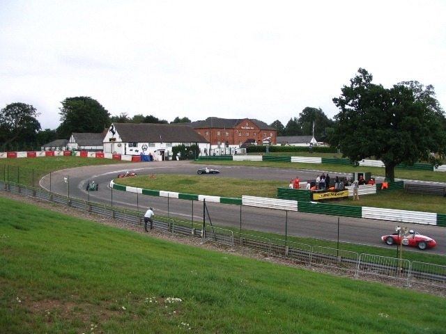 The hairpin and circuit buildings