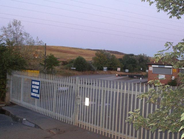 Packington Landfill Site
