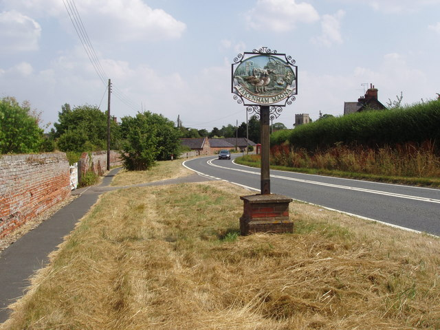 Suffolk Village
