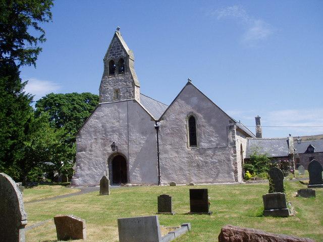 Llanarmon yn Iâl Church