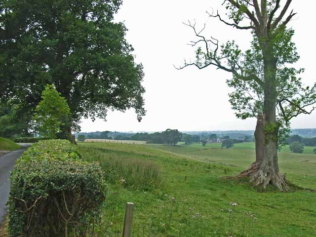 View from High Boothby, near Lanercost