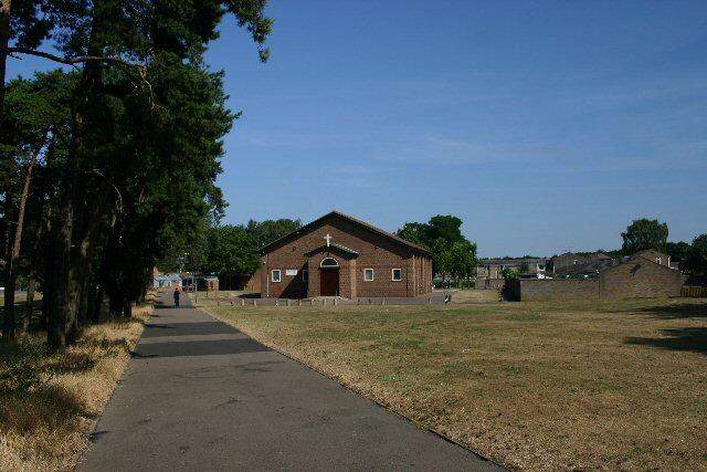 Roman Catholic church, Mildenhall