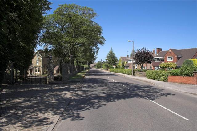 Swathwick Lane, Wingerworth