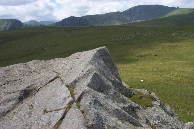 Craig Eigiau Summit Peak