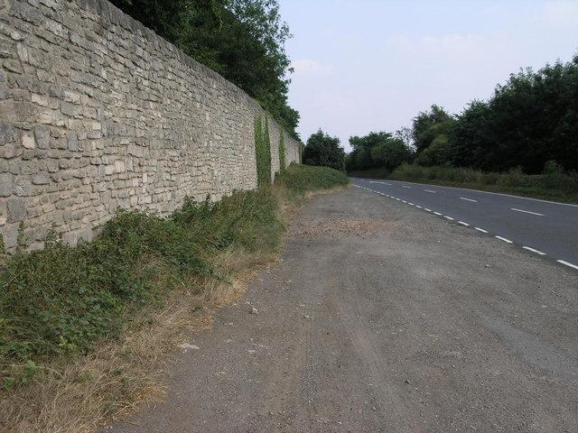 Stone Wall Stone