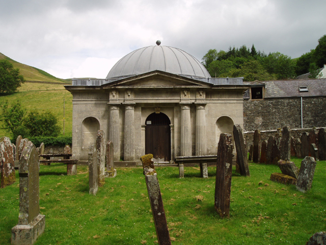 The Johnstone Mausoleum, Bentpath