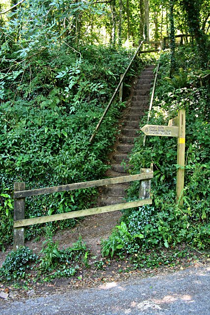 Steps away from the Road