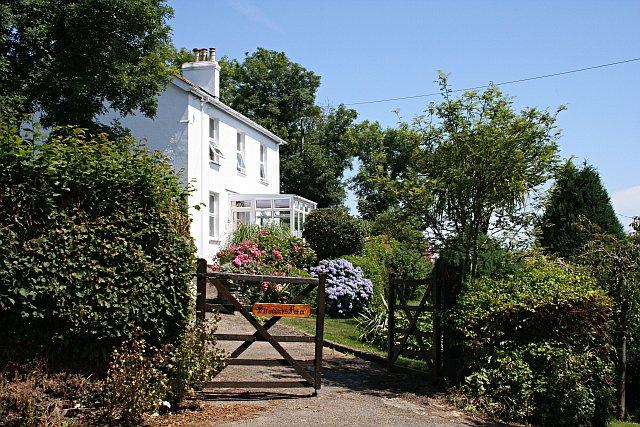 House on Looe Hill