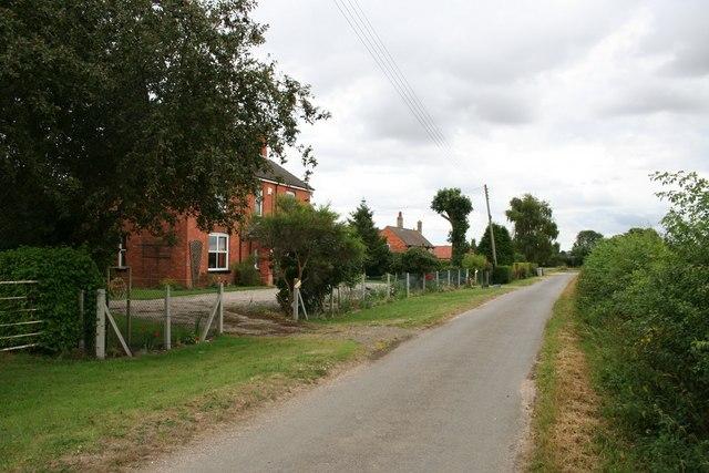 Park House & Park Farm Cottages
