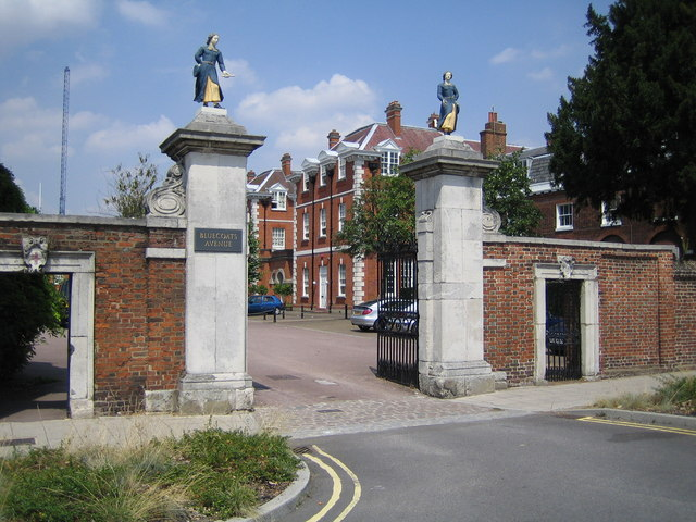 Hertford: The former Christ's Hospital