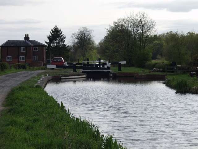 Montgomery Canal, Aston Top Lock