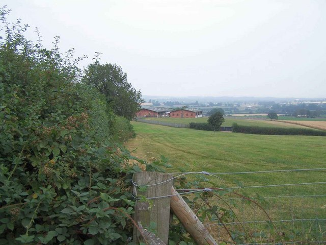 Little Sugnall Farm