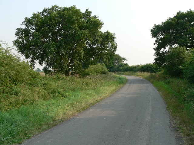 The Road To Gribthorpe and Wressle