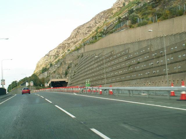 Pen-y-Clip Tunnel
