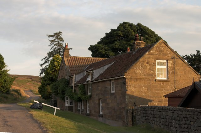 Low House on Westerdale Side