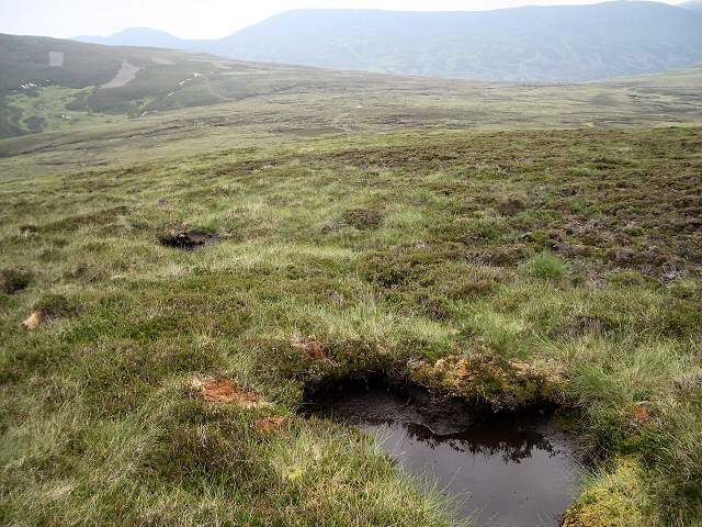 Above the Bealach Buidhe