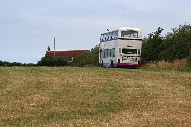 A Bus in a Field