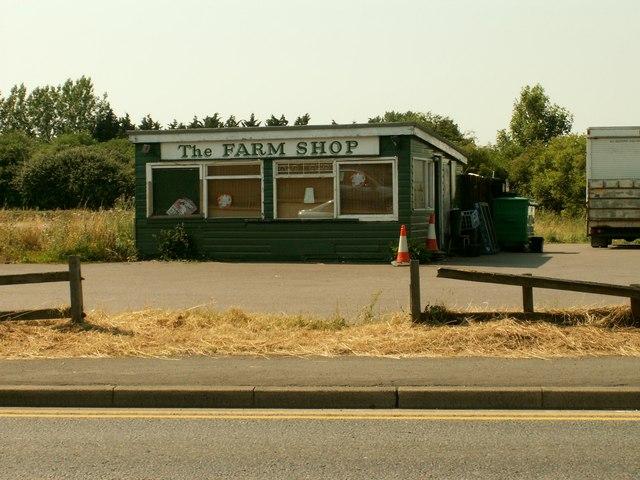 Farm Shop, Witham, Essex