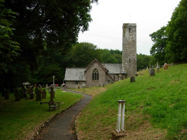 Stackpole Elidor Church