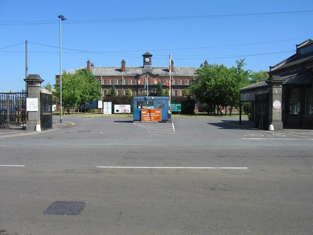 Branston Depot - the original home of Branston Pickle