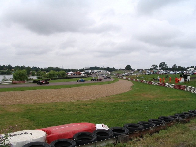 Kirkby Straight, Mallory Park