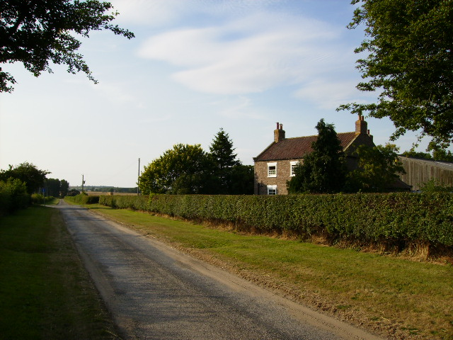 Barton Moor House
